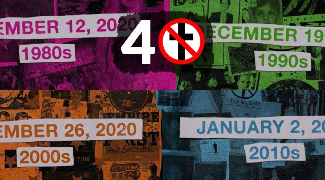 Decades : 40 ans de Bad Religion en streaming