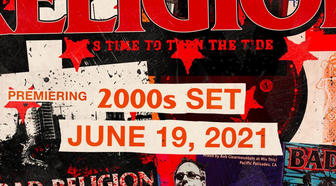 Bad Religion Decades : The 00's – Saison 2