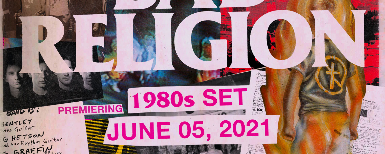 Bad Religion Decades 80s 2