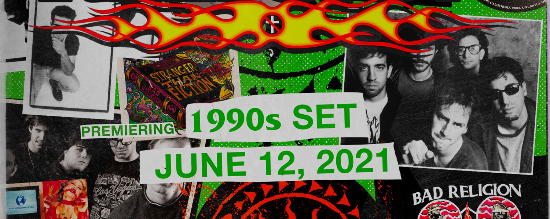 Bad Religion Decades 90s 2