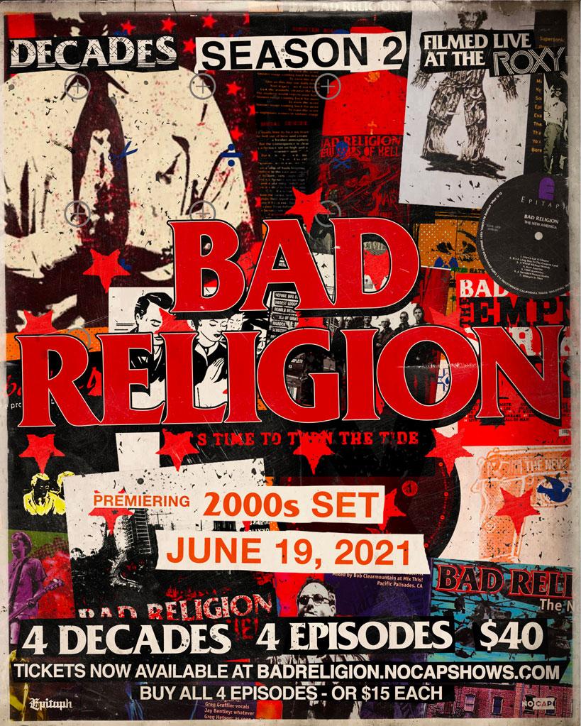 Bad Religion Decades 2 2000